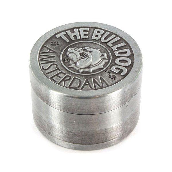 Dichavador de Metal Bulldog - 4 Partes