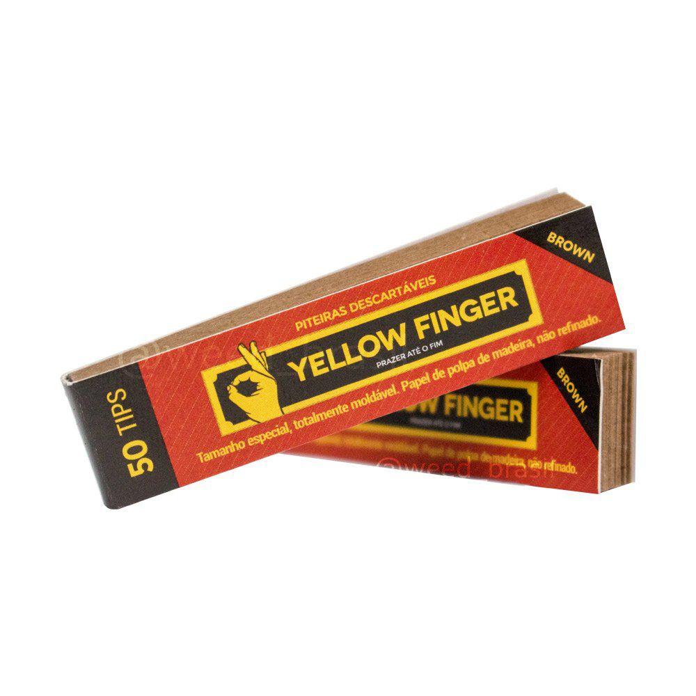 Piteira Yellow finger Brown (Un.)