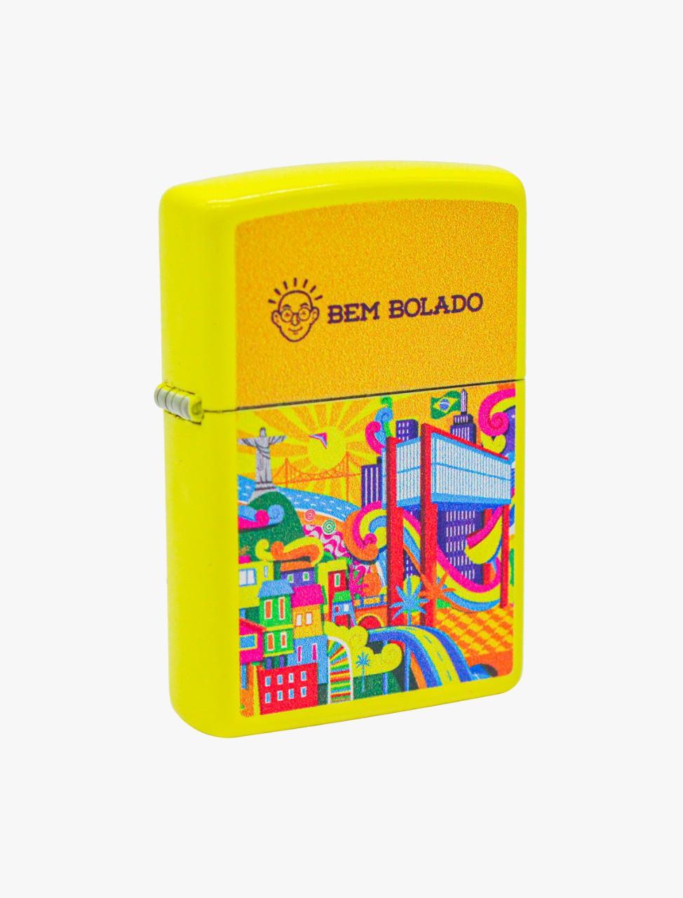 Zippo Bem Bolado - Color