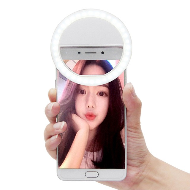 Anel Ring Light Universal Para Celular