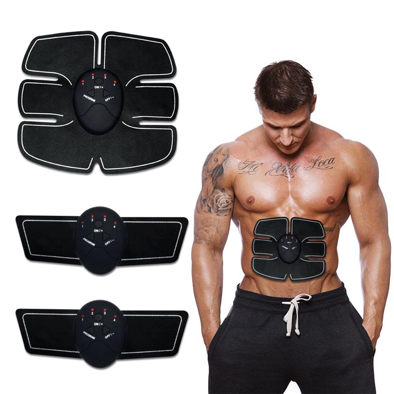 Aparelho Massageador Corpo Perfeito Smart Fitness Abdomem e braços