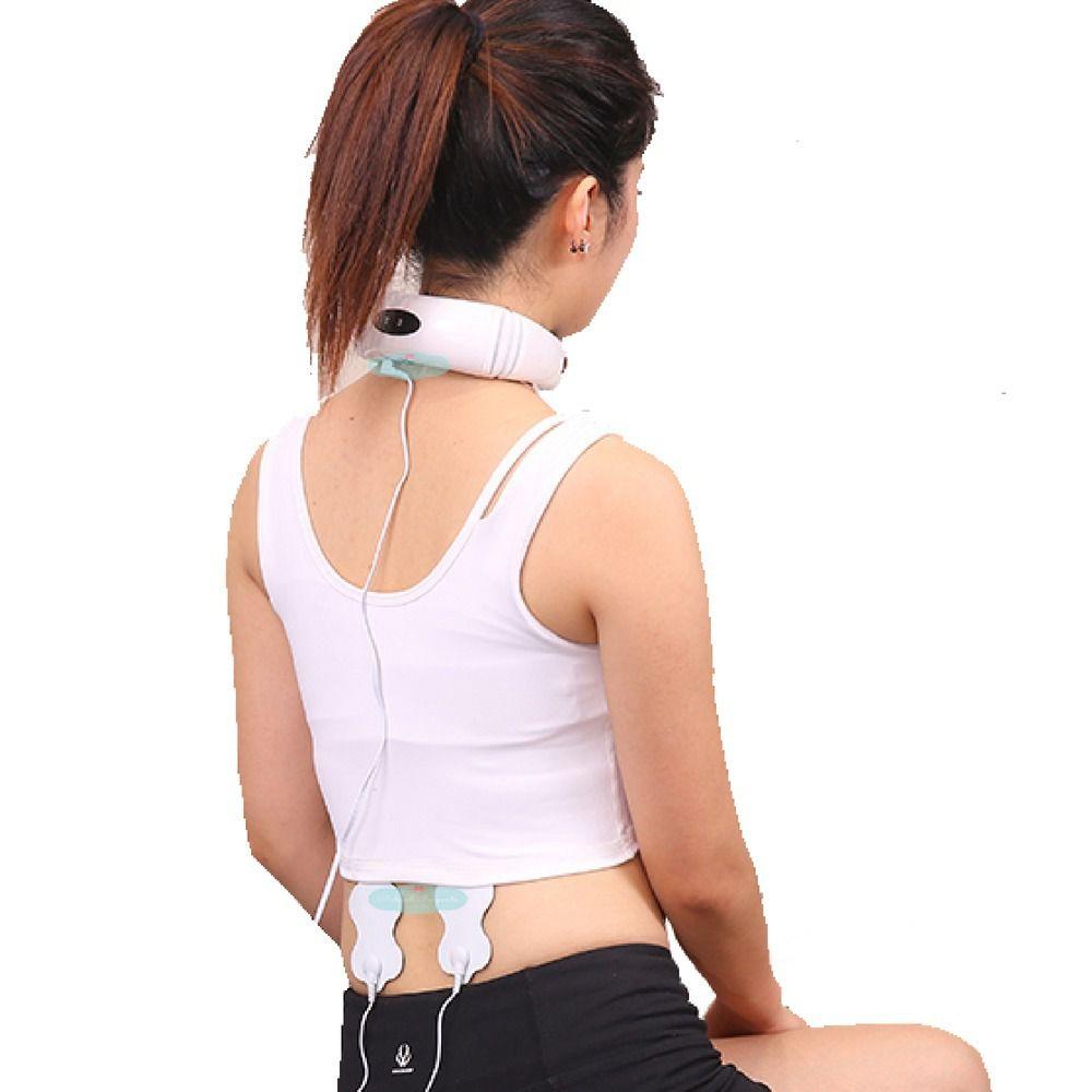 Aparelho Massageador De Pescoço Relaxa Os Músculos Shiatsu HX-5880