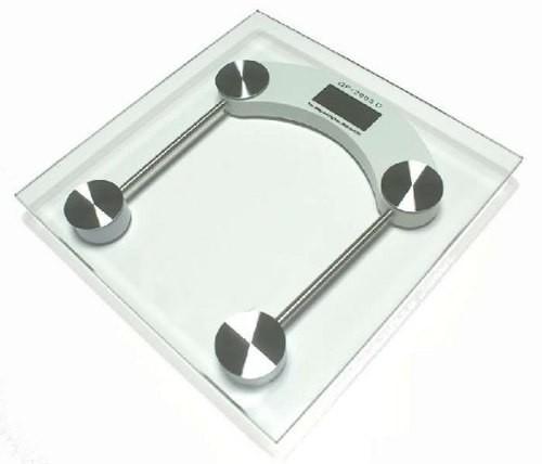 Balança Doméstica Digital Quadrada para banheiro - Personal Scale
