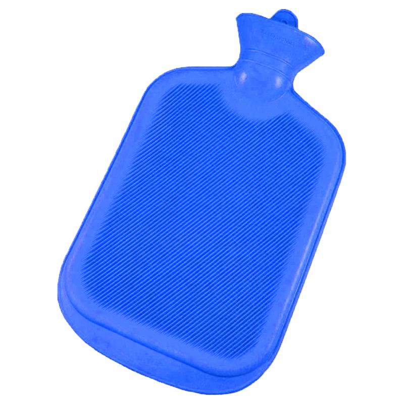 Bolsa Térmica Compressa de Borracha De Água Quente e Fria 2 Litros Doctor Z Cores Variadas