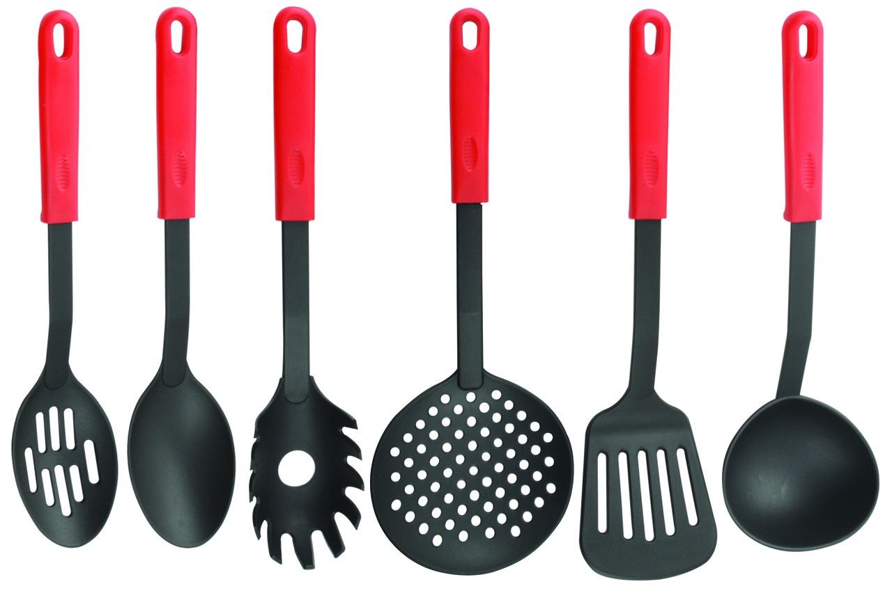 Conjunto De Utensílios De Cozinha Colheres 7 Peças