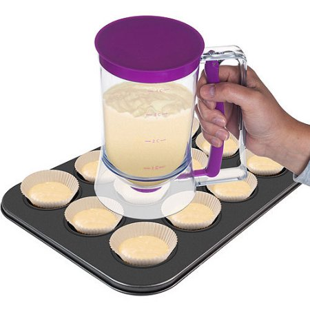 Dispensador De Massas E Cupcake Batter Dispenser