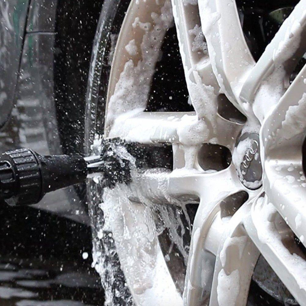 Escova Brush Buddy Water Rotativa Controle De Pressão