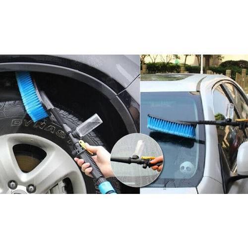 Escova Para Lavar Carros Com Suporte Para Sabão Auto Water Brush