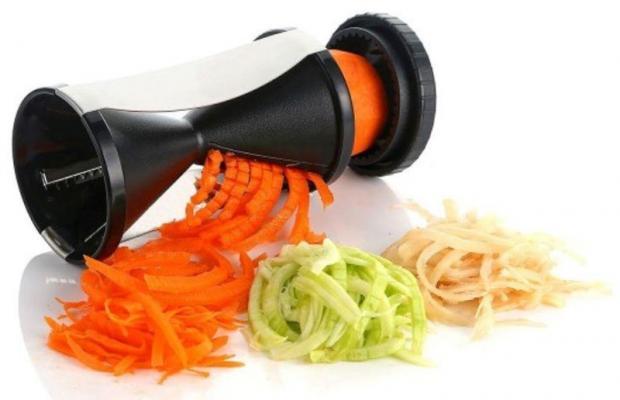 Fatiador Em Espiral - Espiralizador de legumes