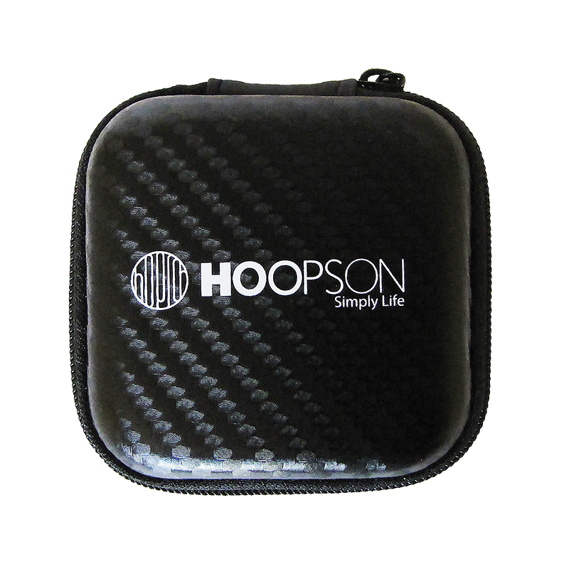 Fone De Ouvido Hoopson F-043 Stéreo Intra Auricular 2p