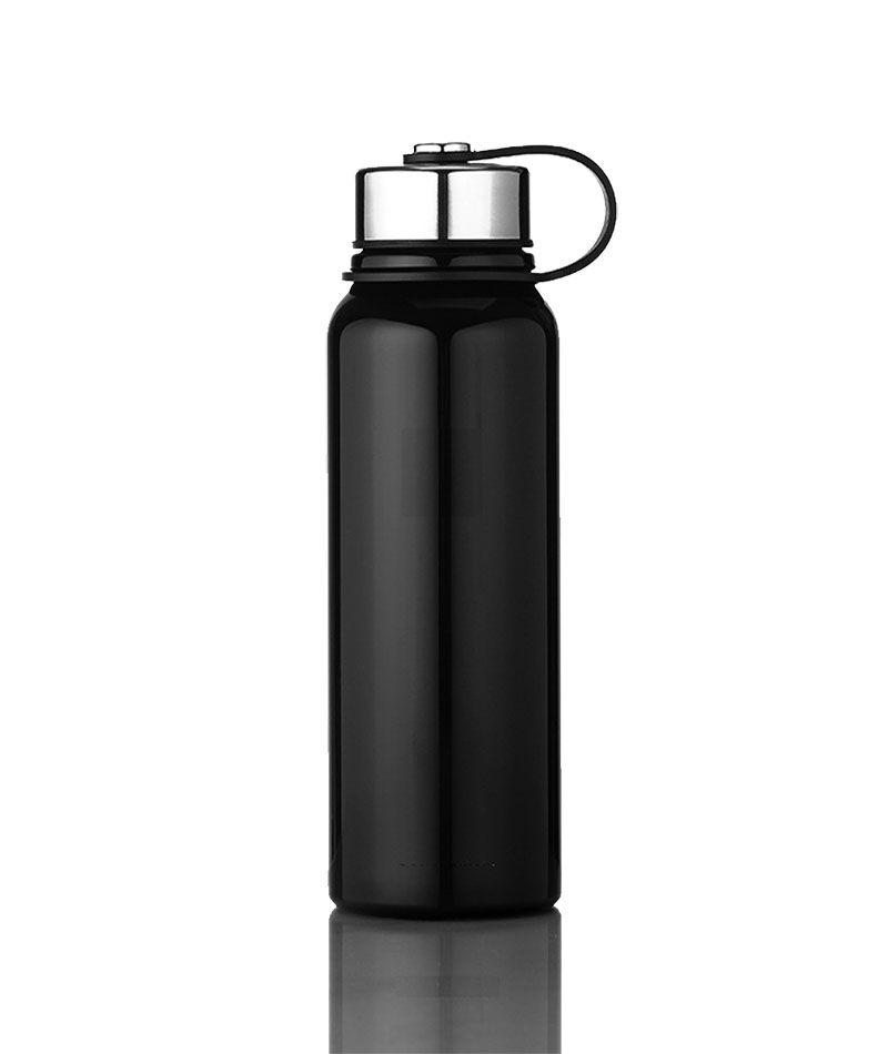 Garrafa Térmica 1200 Ml Aço Inox Portátil Viagem Água