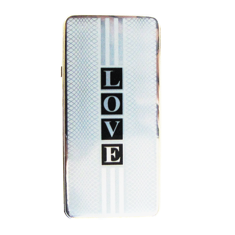 Isqueiro Eletrônico Love com entrada V8 - DT Cigar Lighter
