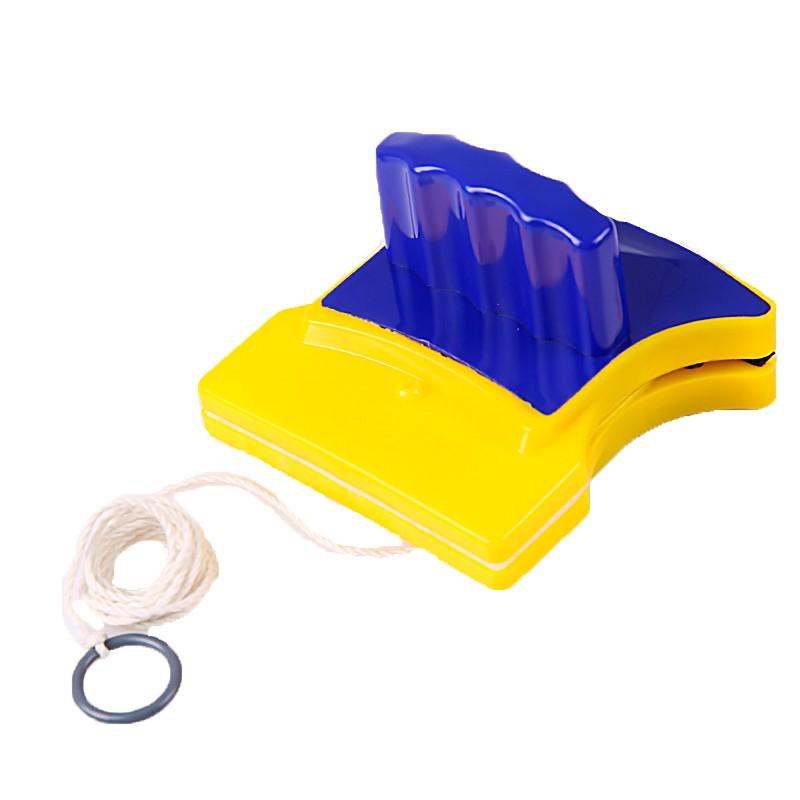 Limpador Magnetico Limpa Vidro Janela Aquario Esquadrias