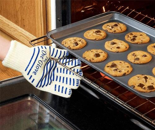 Luva Cozinheiro The Ove Glove Forno Comida Quente 282ºc