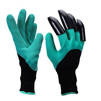 Luvas para Jardinagem - Garden Genie Gloves