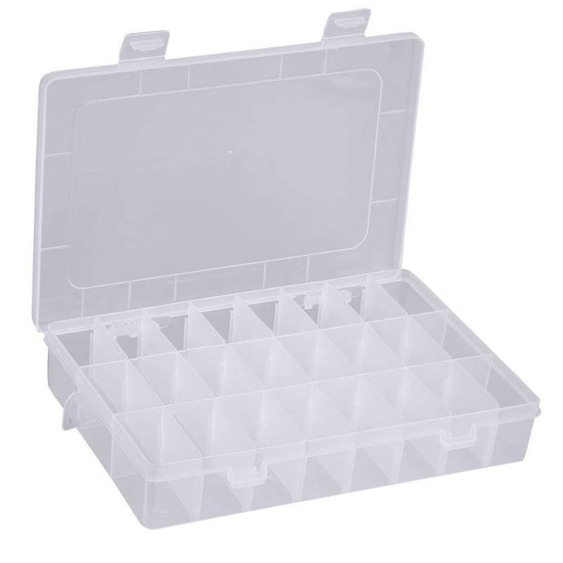 Maleta Pulseira Caixa Organizadora Com 3000 Elásticos N
