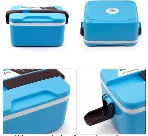 Marmita Lunch Box 2 Compartimentos Novo Modelo