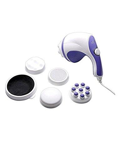 Massageador Orbital Relax Spin Tone 4 Tipo De Massagens