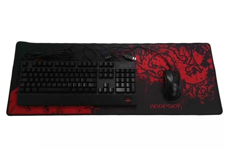 Mouse Pad Gamer Grande - Hoopson