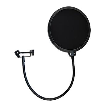 Pop Filter Shield Pfe06 C/ Várias Regulagens
