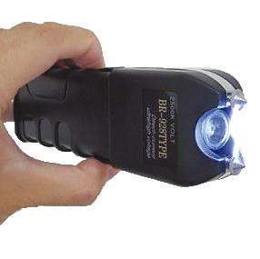 Taser - Lanterna com Choque - Defesa Pessoal