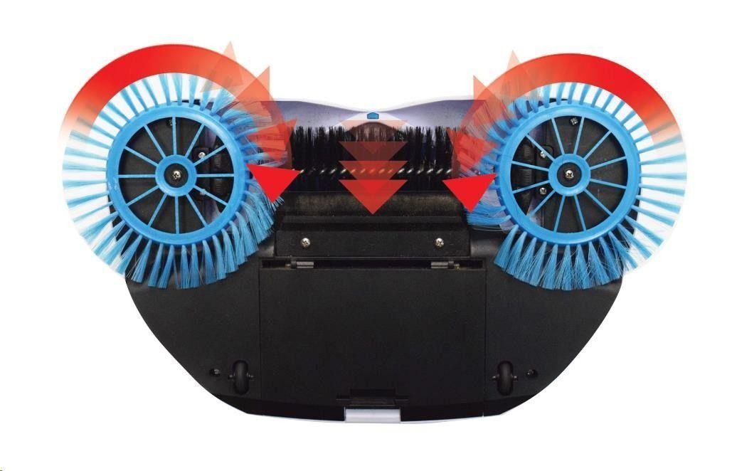 Vassoura Mágica Spin Broom 360º 3 em 1 A Ferramenta Ideal Para Sua Limpeza Aspira Pó