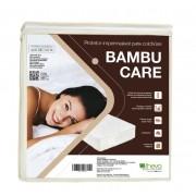 Protetor Colchão Impermeável Solteiro Americano Bambu Theva