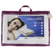 Travesseiro Cervical Contour Latexlux Theva
