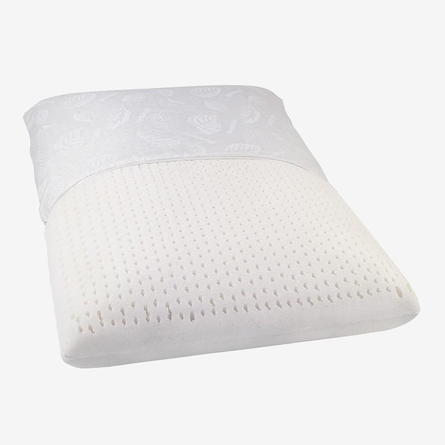 Travesseiro Látex Basic Queen Dunlopillo 50x70cm