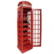 Adega Cabine Telefônica Londres