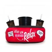 Almofada Pipoca Modo Relax