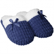 Chinelo Slippers Donna Laço Dreams Azul 36/37