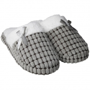 Chinelo Slippers Donna Laço Dreams Cinza 34/35