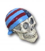 Cofre Decorativo Caveira EUA