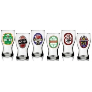 Jogo 6 Copos para Cerveja Frevo Bitter - H. Martin