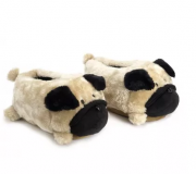 Pantufa Pug 3D