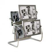 Porta Retrato Diferente modelo Roda Gigante para 8 Fotos 10x15cm