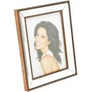 Porta Retrato Espelhado De Plástico Para Foto 10X15Cm - Prestige