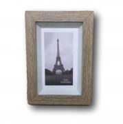 Porta Retrato tom Madeira Foto 10x15cm