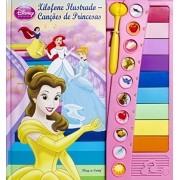 Xilofone Ilustrativo - Canções de Princesas