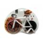 Cortador De Pizza Formato Bicicleta
