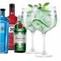 Jogo 2 Taças Gin & Tônica com Haste Transparente 705ml -  Ruvolo