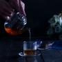 Jogo 6 xícaras para Chá com Pires de Vidro Lotus 185ml -Lyor