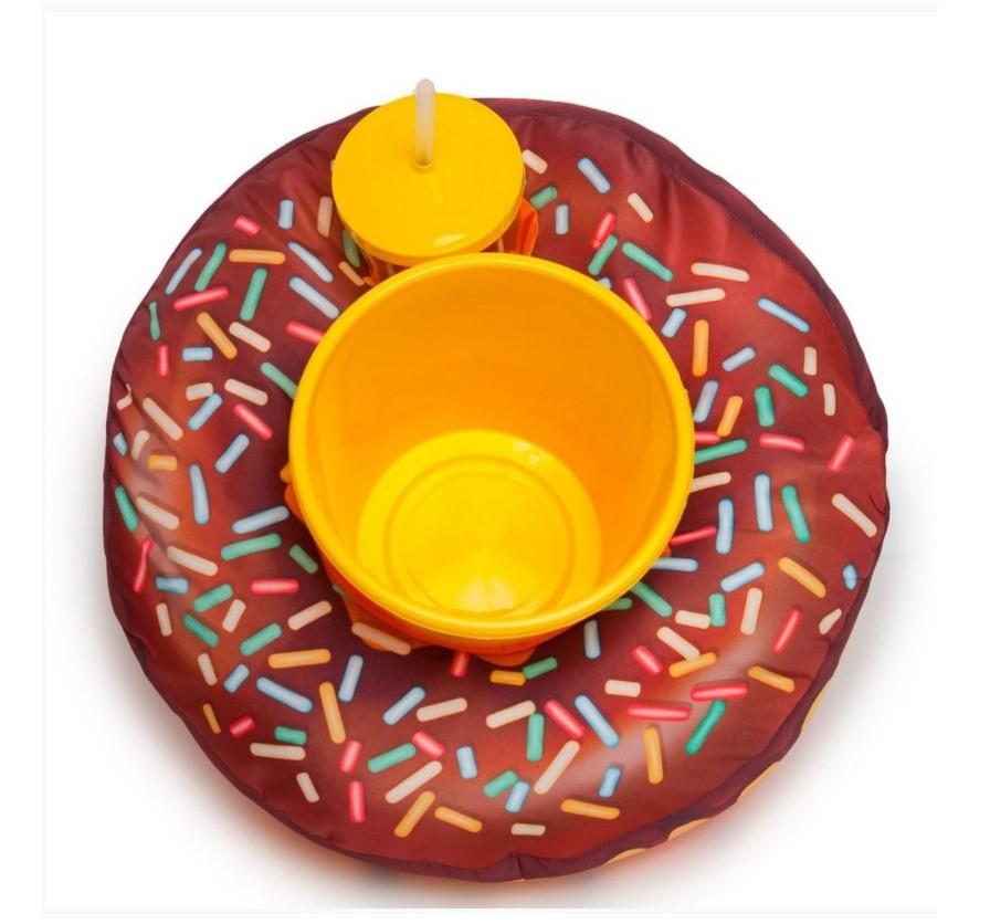 Almofada Pipoca Donuts