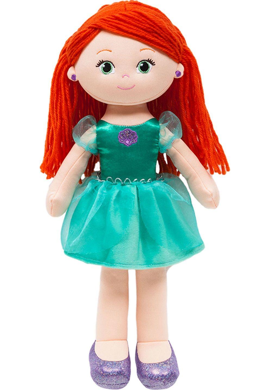 Boneca de Pano Princesa Ariel Disney