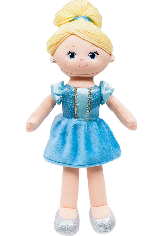 Boneca de Pano Princesa Cinderela Disney