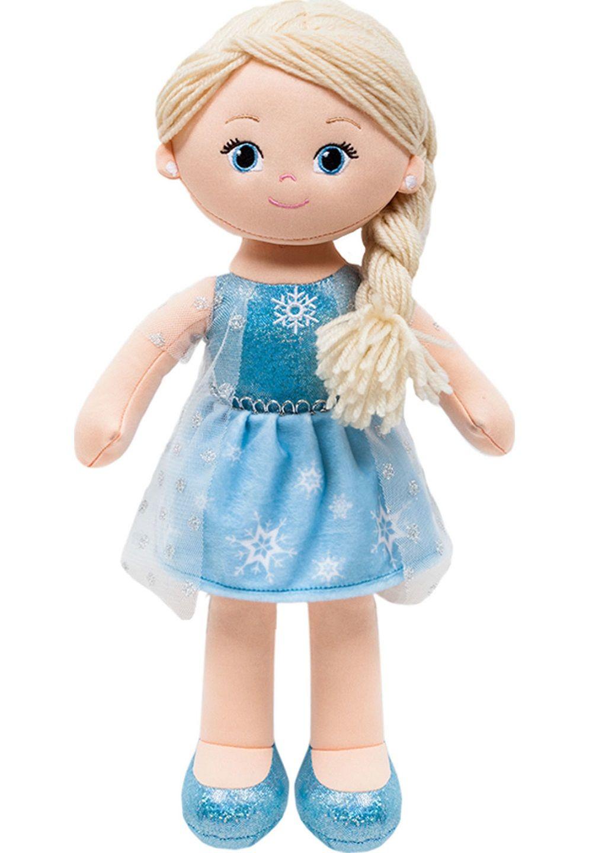 Boneca de Pano Princesa Elsa Disney
