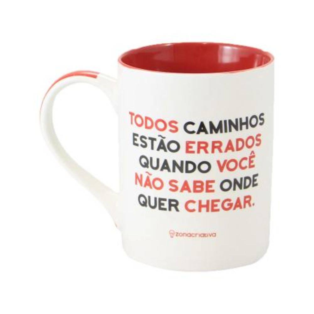 Caneca Caminhos 320ml
