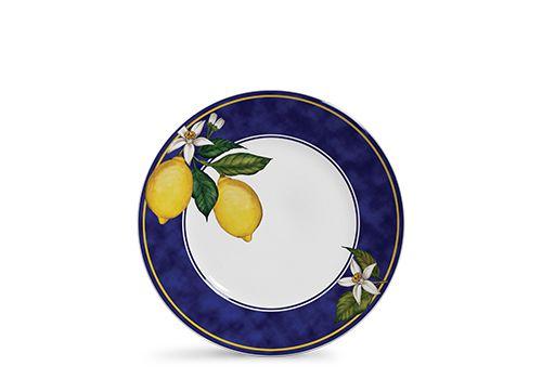 Conjunto de Pratos Rasos Linha Sicilia 6 pratos