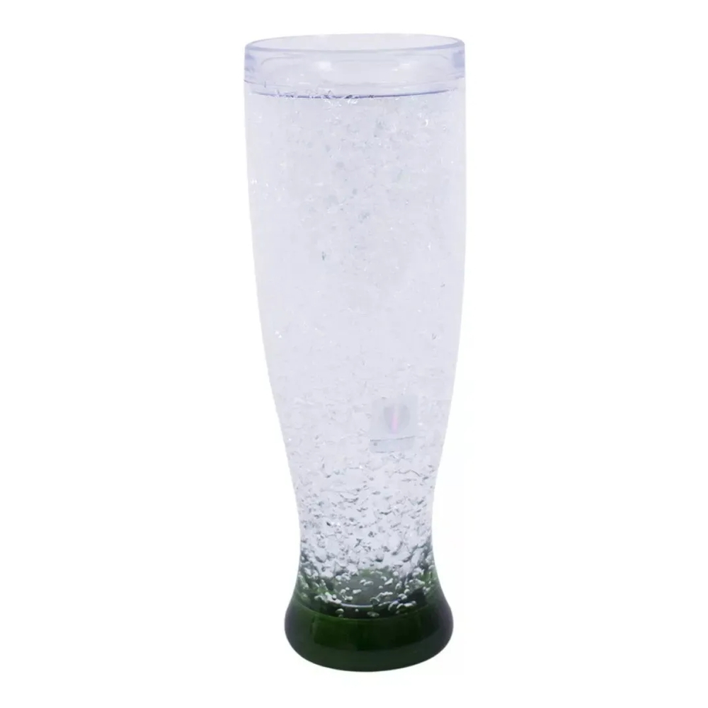 Copo Com Gel Congelante Palmeiras 450ml Oficial Licenciado
